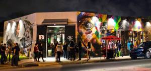 Wynwood Gallery White Porch Gallery