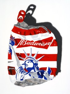 Bud liberty small
