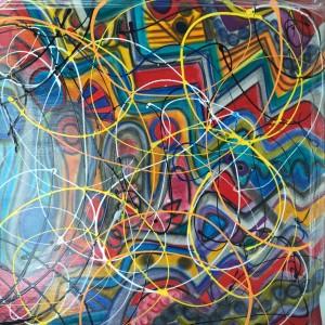 """Confetti"" by Chris Reichenbaum"